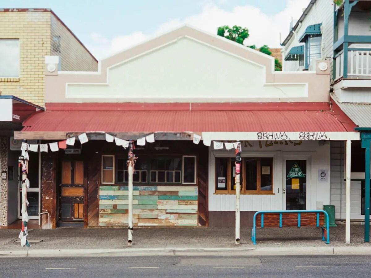 5 Frames... Of West End Brisbane on Fuji Pro 400H (EI 200 / 120 Format / Fujica GS645 Professional) - by Zhan Teh