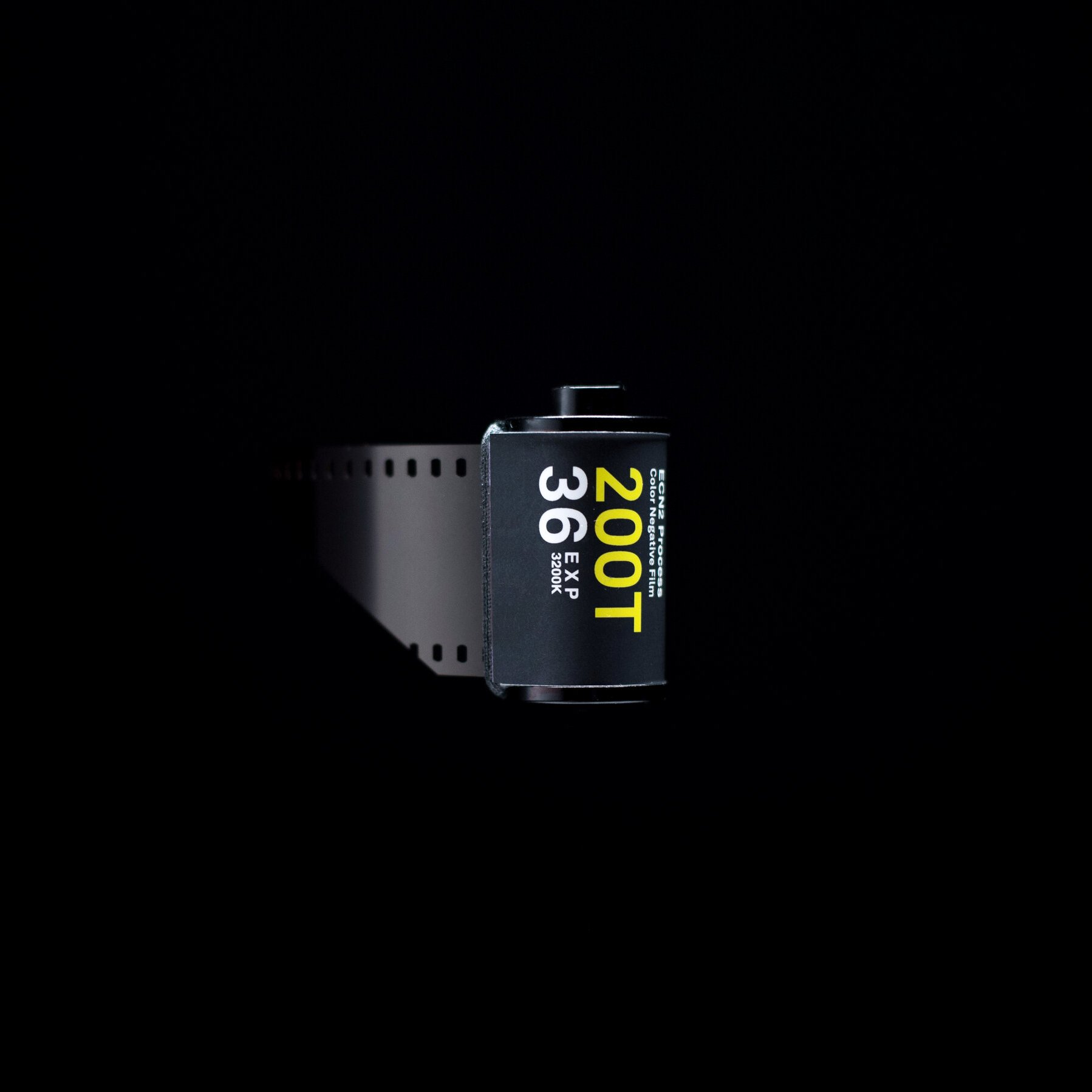 QWD Kodak VISION3 200T-36