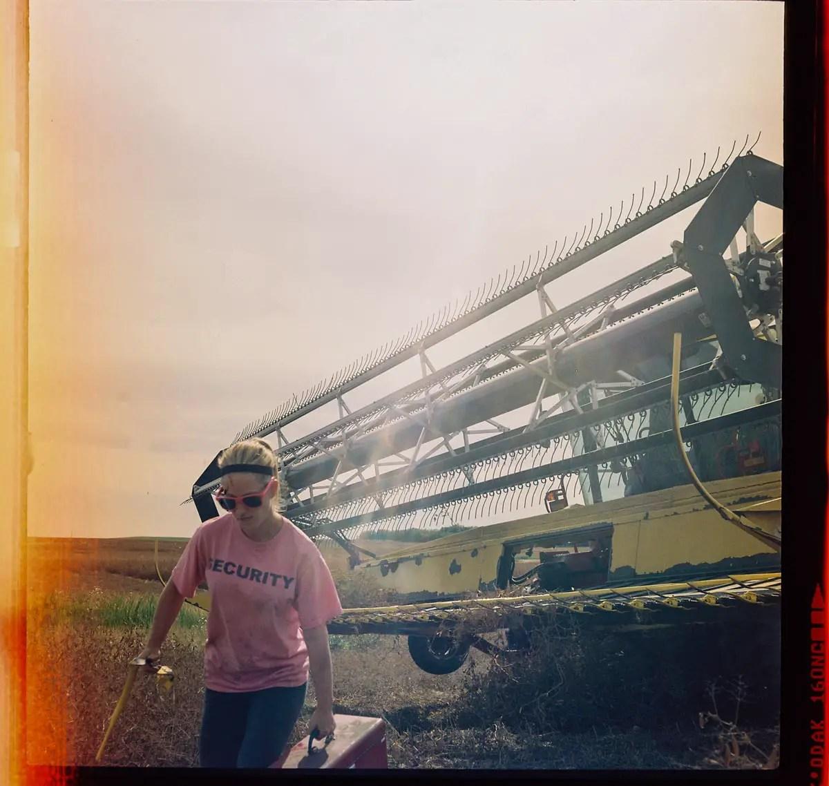 Kodak Portra 160NC, Automatic Rolleiflex 4x4