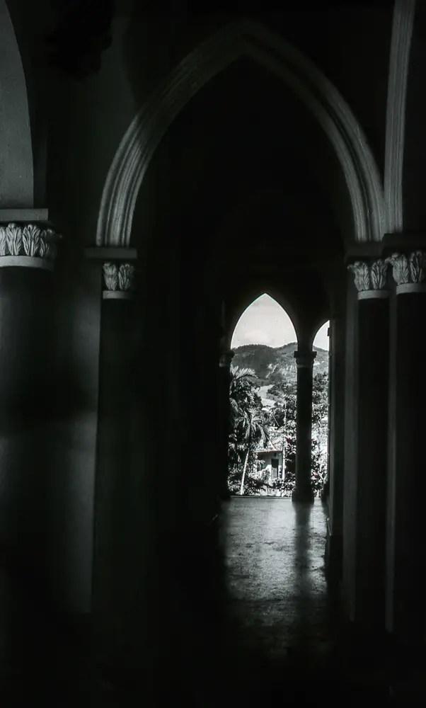 5 Frames... Of Kodak Technical Pan 2415 developed as slides (35mm Format / EI 50 / Olympus OM-1 + Zuiko Auto-W 28mmm f/2.8) - by Fabio da Silveira