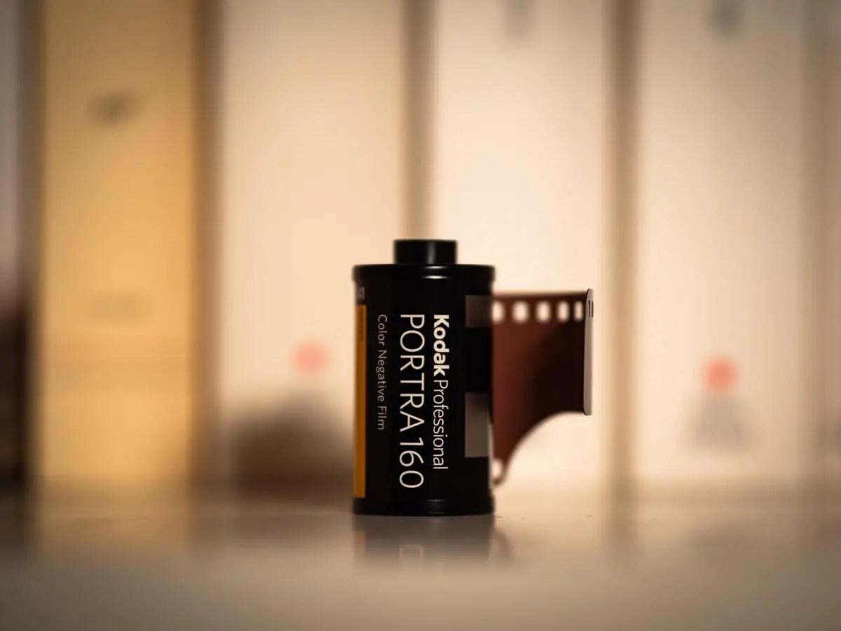 35mm Kodak Portra 160