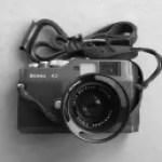 5 Frames… Of ILFORD HP5 PLUS developed in Caffenol-C (35mm Format / EI 400 / Voigtlander Bessa R2 + Leica Summicron 50mm) – by David M