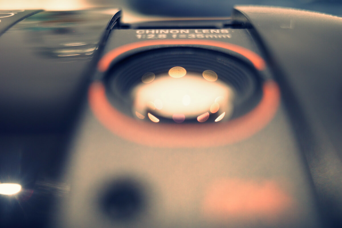 Chinon Auto 3001 Lens