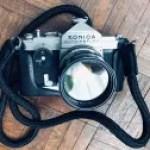 5 Frames… With the half-time-half-frame Konica Auto-Reflex (Fujifilm NEOPAN 400 / 35mm Format / EI 400) – by Anil Mistry