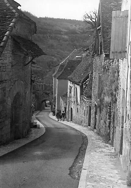 1963 - Roc Amadour