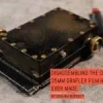 Disassembling the only 35mm Graflex Film Holder Ever Made