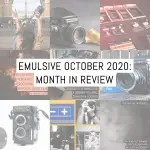 Month in review: October 2020