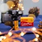 5 Frames… Of Christmas double exposures on Kodak Color Plus 200 and a Vivitar Powershot (35mm Format / EI 200) – by Tessa Klingensmith