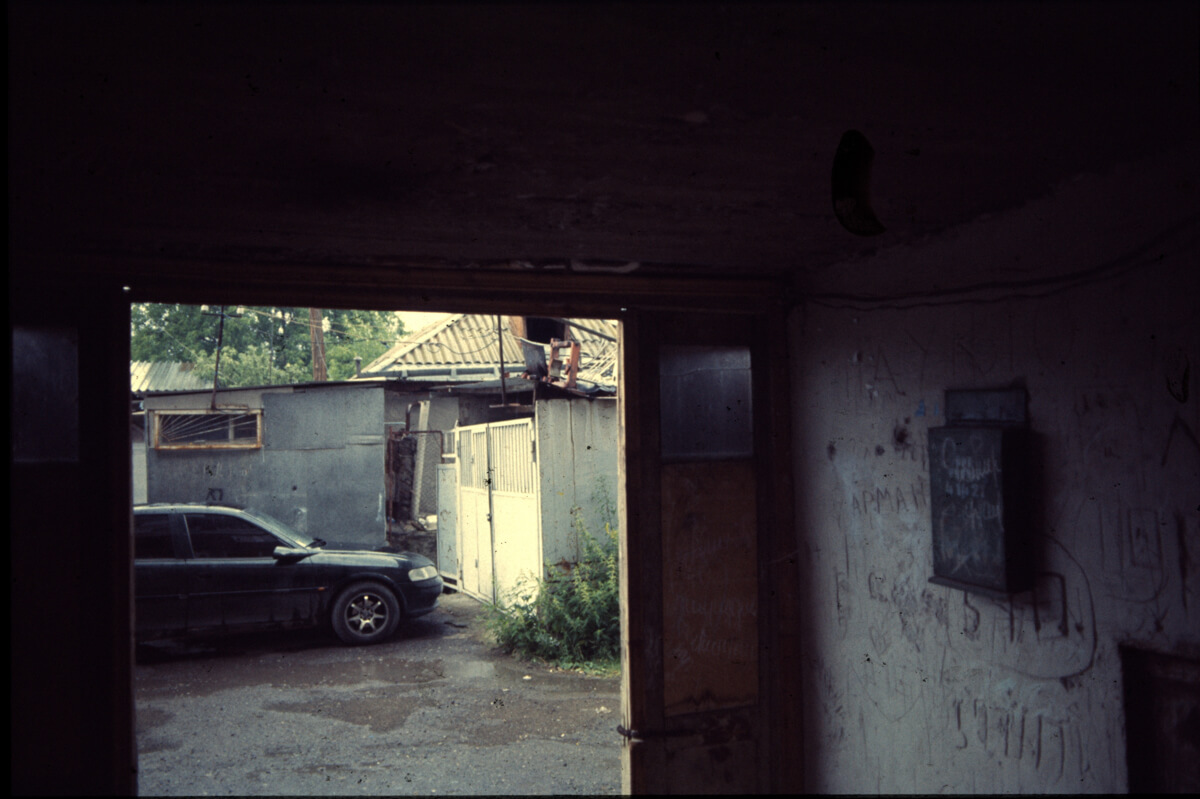 5 Frames... Of expired Jessops CS100 in Vanadzor, Armenia (EI 100 - 35mm Format - Mamiya ZM + Osawa 28mm f-2.8) - by Norayr Chilingarian