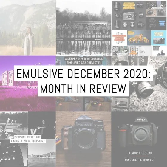 Month in review: December 2020
