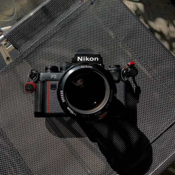 Less than the sum of its parts? The Nikon F3P, a press camera