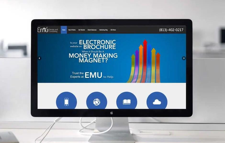 old emu website