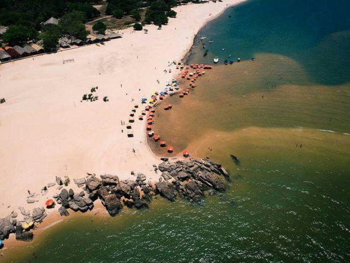 Pará: Praia Ponta de Pedras - A Revista Digital Mais Querida da Amazônia