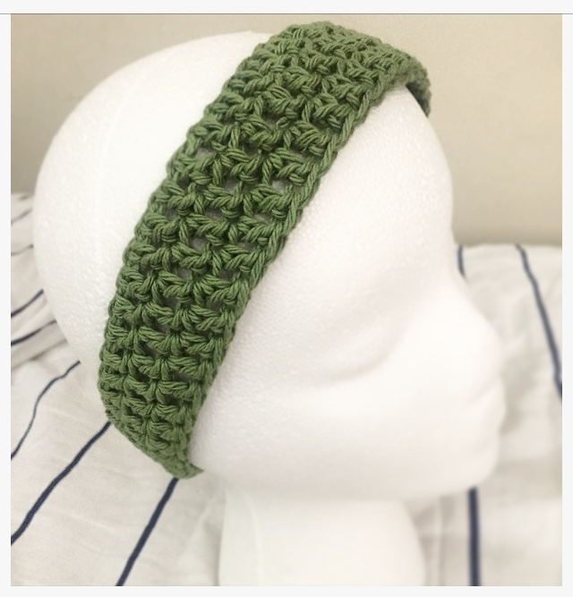 Free Easy Crochet Headband Pattern Emvy16designs