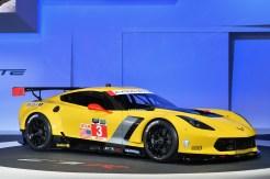 Corvette C7.R Racecar