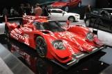 2014 Mazda Skyactiv Prototype Racecar