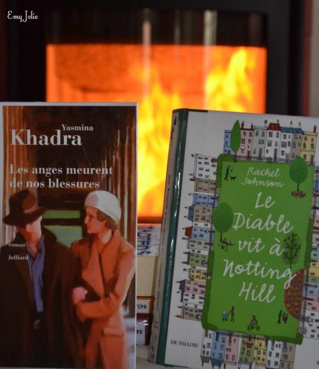 Avis lectures janvier