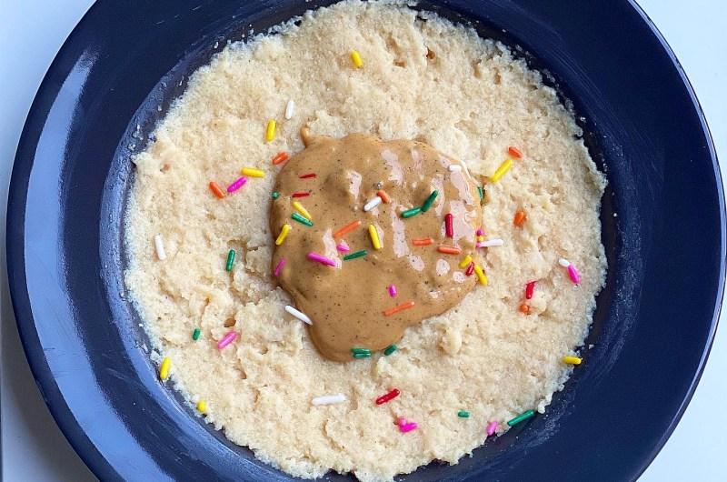 Cream of Rice Cake