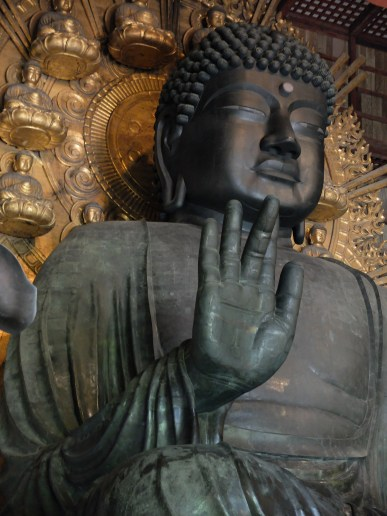 Bouddha géant du Temple Todai-ji