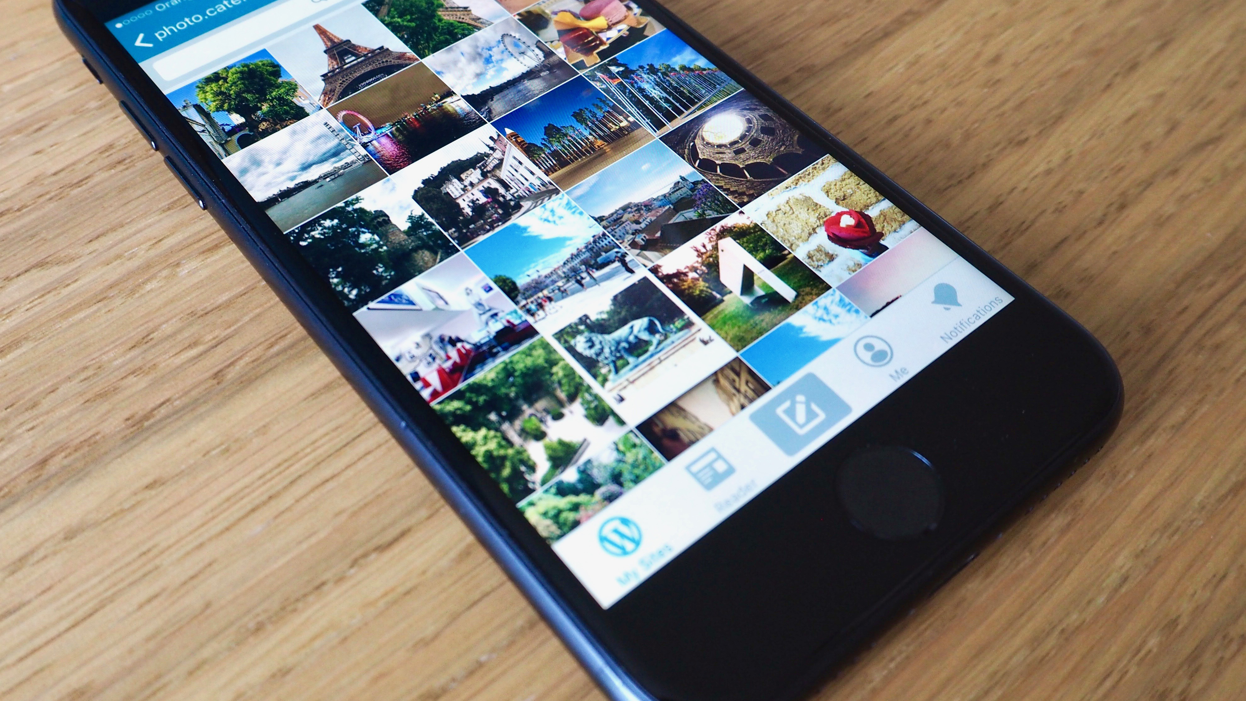 An All-New Media Library for the WordPress iOS App