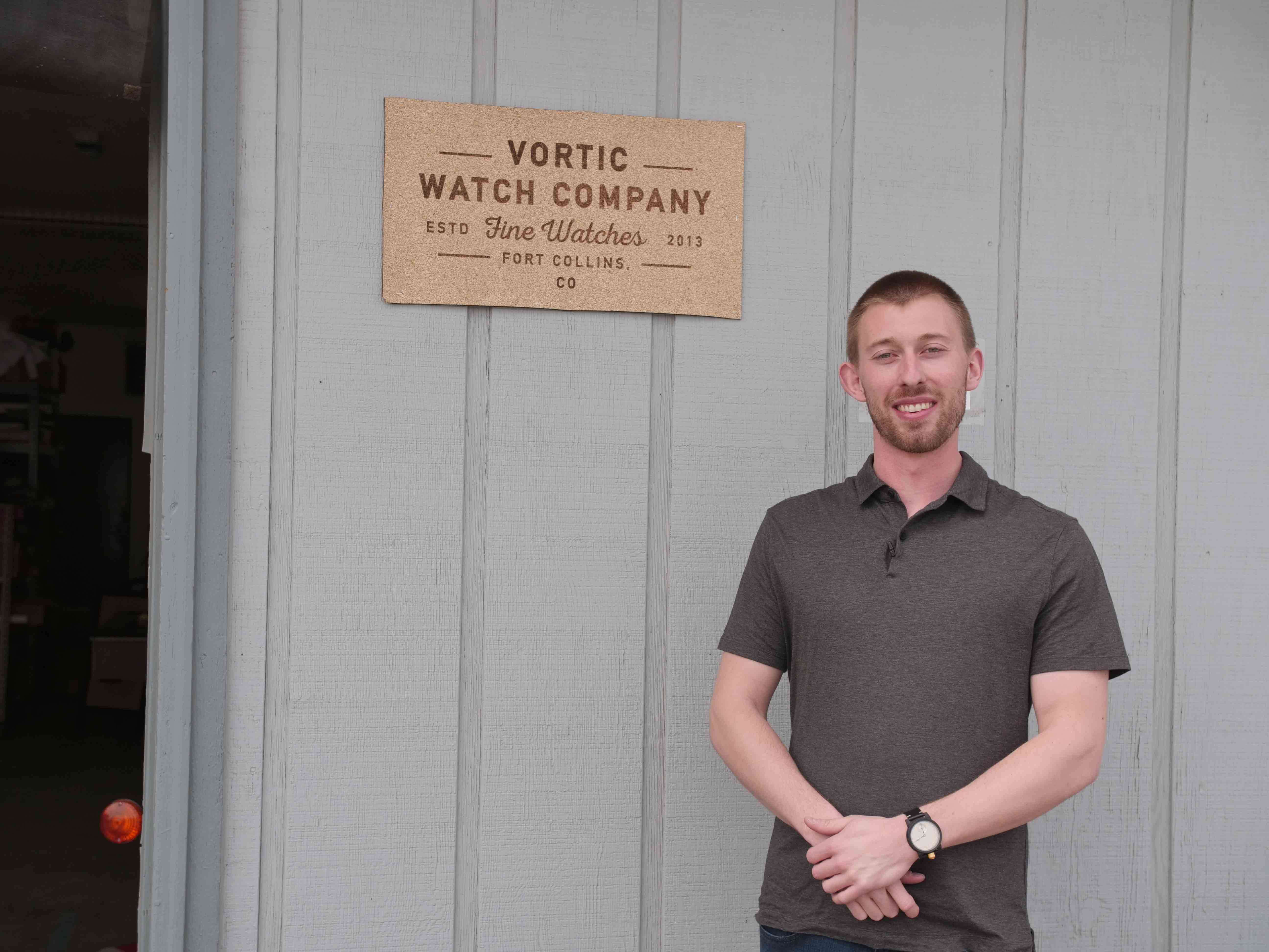 RT Vortic Watch Company - OnDeck Small Business Loans