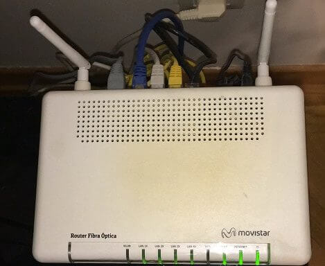 Router WiFi-Ethernet