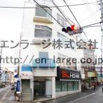 モンターニャビル・店舗事務所3F約18.15坪・駅目の前☆ K002-3F