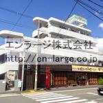 シャンテー招提・1F店舗約41.72坪・お好み焼き屋さん居抜★☆ J166-024C3-007