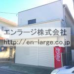長尾元町2丁目店舗事務所・1F約16.94坪・駐車場正面1台無料☆ J166-024F5-006
