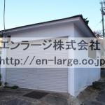 萬里ガレージ・1F約8.62坪・幅3.8m・奥行7.5m・高さ2.7m♪ J166-030F2-019