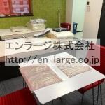 テーブル・椅子付(内装)
