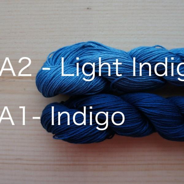 Indigo Dye Sashiko Thread 2