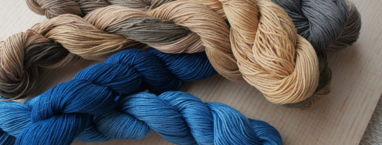 Natural Dye Threads Cover