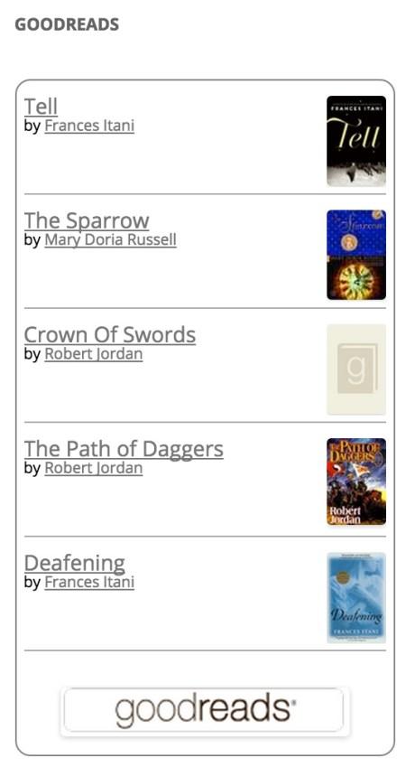 Come condividere i libri che leggi con Goodreads