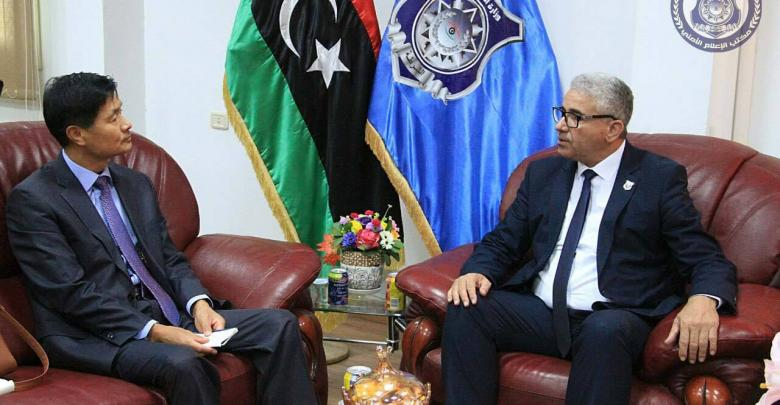 Photo of Interior minister calls on foreign companies to resume work in Libya