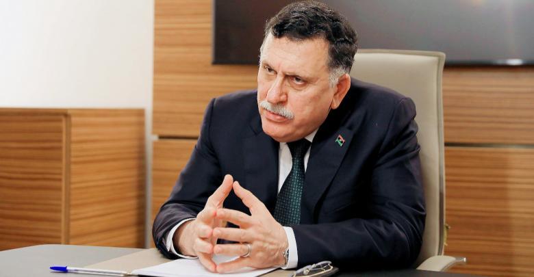 Photo of Faiez Sarraj rejects 'military rule' in Libya