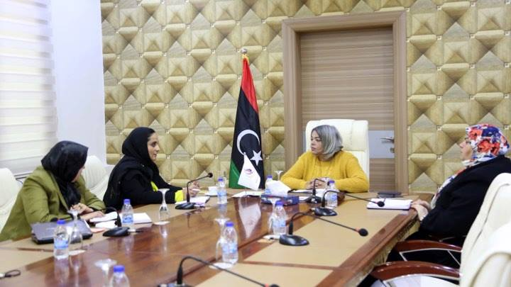 Photo of Women's Support, Empowerment Unit seeks boosting Libyan women's rights