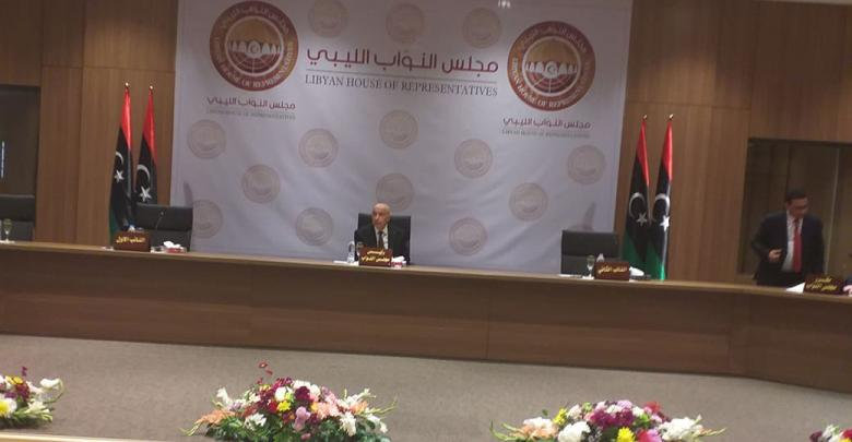 Photo of Parliament holds first session in Benghazi, supports LNA
