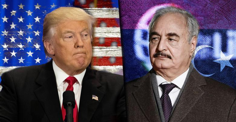 Photo of Trump, Haftar discuses ongoing counterterrorism efforts