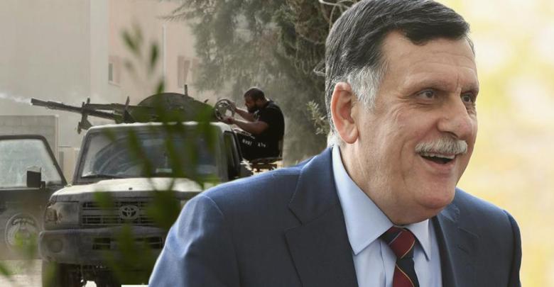Photo of Sarraj announces political initiative for Libyan crisis