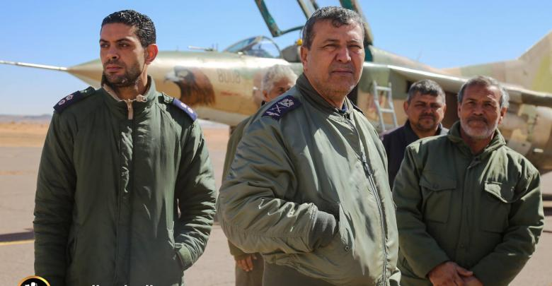Photo of LNA's Air Force carries out 13 airstrikes on military facilities in Misrata, Al-Manfour says