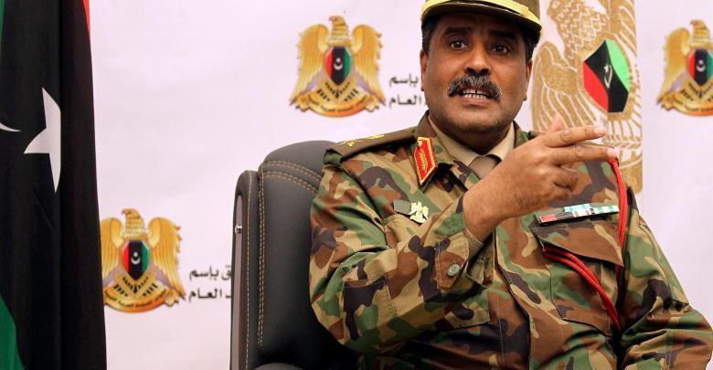 "Photo of Al-Mismari details Dawoon incident near Tarhouna, says ""GNA was reckles"""