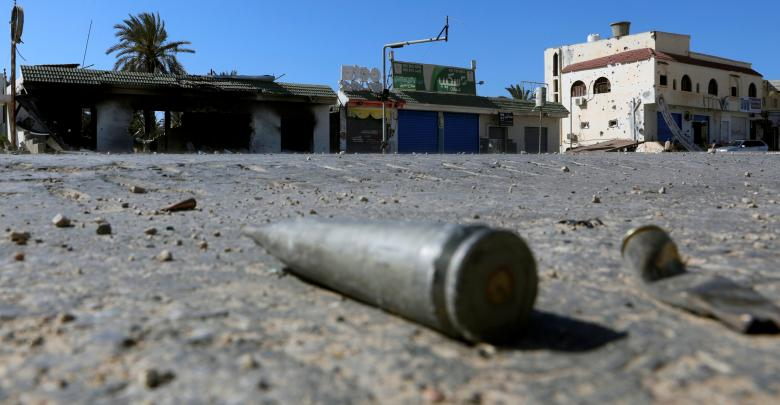 Photo of Uneasy calm descends on Tripoli after announcement of ceasefire