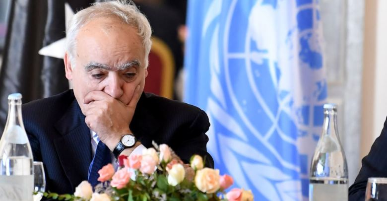 Photo of For health reasons, Salame asks Secretary General to relieve him as UN envoy to Libya
