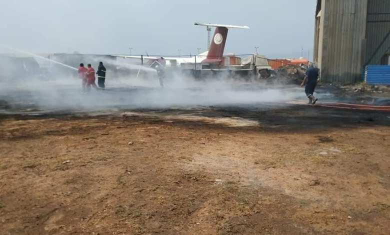"Photo of UNSMIL: LNA has caused ""massive damage"" to Tripoli's Mitiga Airport"