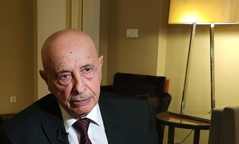 Photo of HoR Speaker discusses developments in Libya with Malta's Foreign Minister