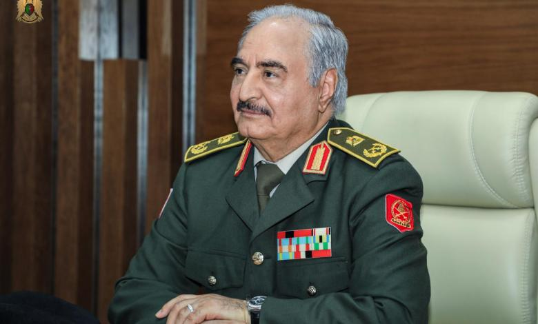 Photo of Exclusive source reveals to 218News what happened at Al-Wattya airbase and a secret meeting for Field Marshal Haftar