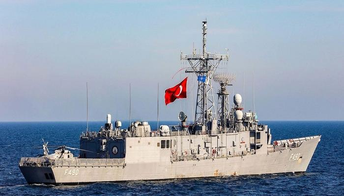 Photo of Turkey sends guided-missile frigate to Libya to take part in Sirte clashes