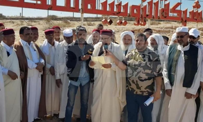 Photo of Movement of Libyan Cities and Tribes announces reopening oil fields