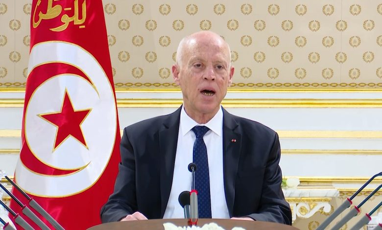 Photo of President Saied: Tunisia won't be used as backup for any party in Libya